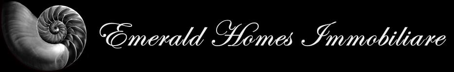 Emerald Homes Immobiliare Logo