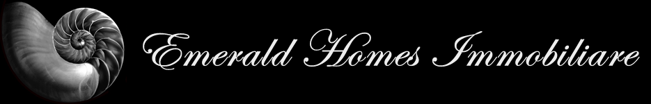 Emerald Homes Immobiliare Logo